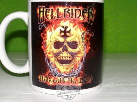 Hell rider bögre