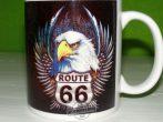 Route 66 bögre