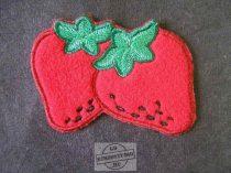 Hímzett eper