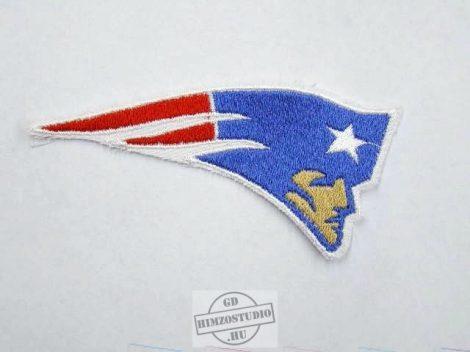 New England Patriots felvarró