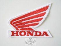 Hímzett Honda logó
