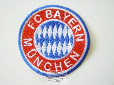 Bayern München felvarró