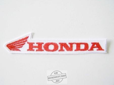 Honda 2 felvarró
