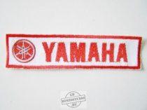 Hímzett Yamaha logó