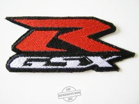 GSX-R felvarró