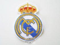 Real Madrid felvarró
