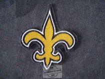 Hímzett New Orleans Saints logó