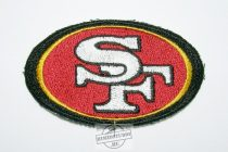 San Francisco 49ers felvarró