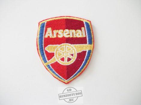 Arsenal felvarró
