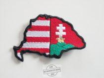 Nagy-Magyarország 1 felvarró