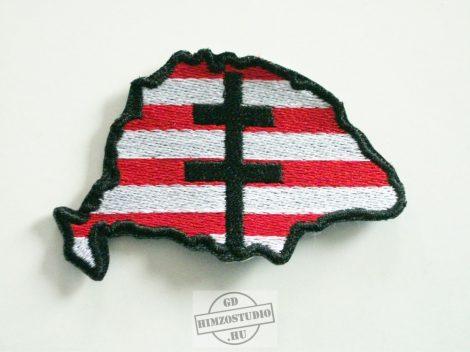 Nagy-Magyarország 2 felvarró