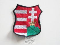 Kossuth címer felvarró