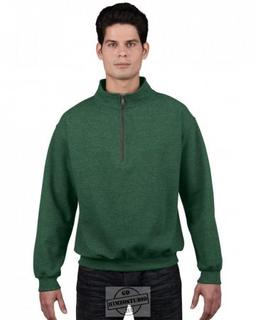 Bebújós állónyakú pulóver