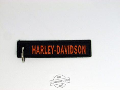 Harley Davidson kulcstartó