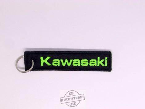 Kawasaki kulcstartó
