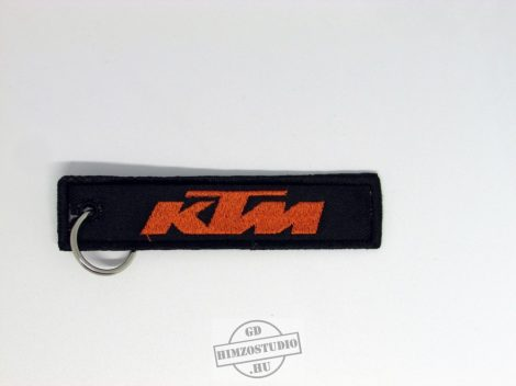 KTM kulcstartó