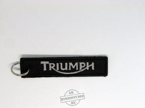 Triumph kulcstartó
