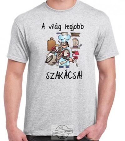 A világ legjobb szakácsa póló