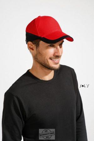 Booster kétszínű baseball sapka